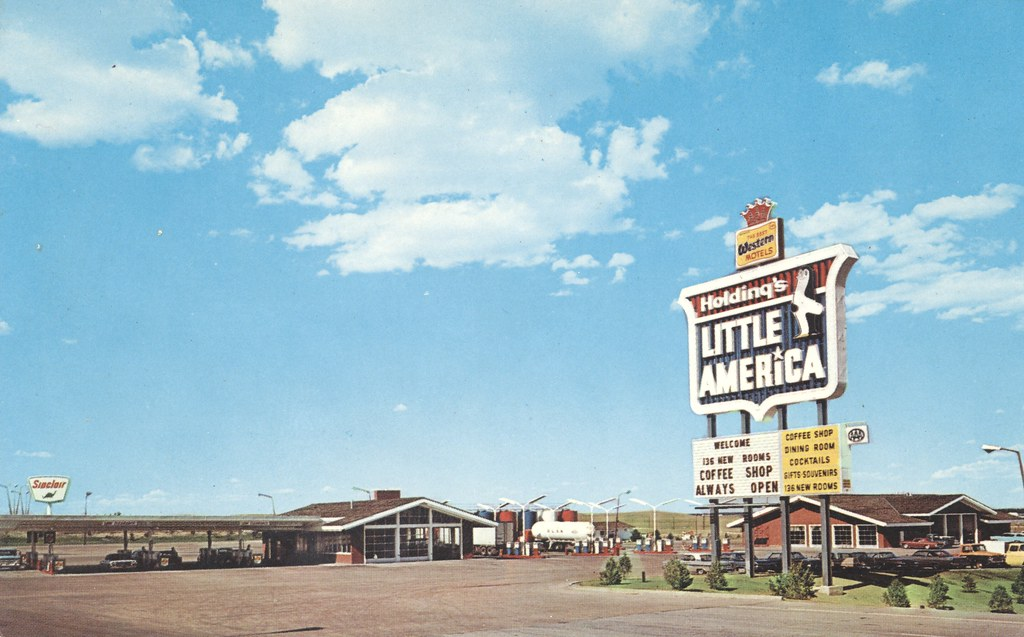 Holding's Little America - Cheyenne, Wyoming