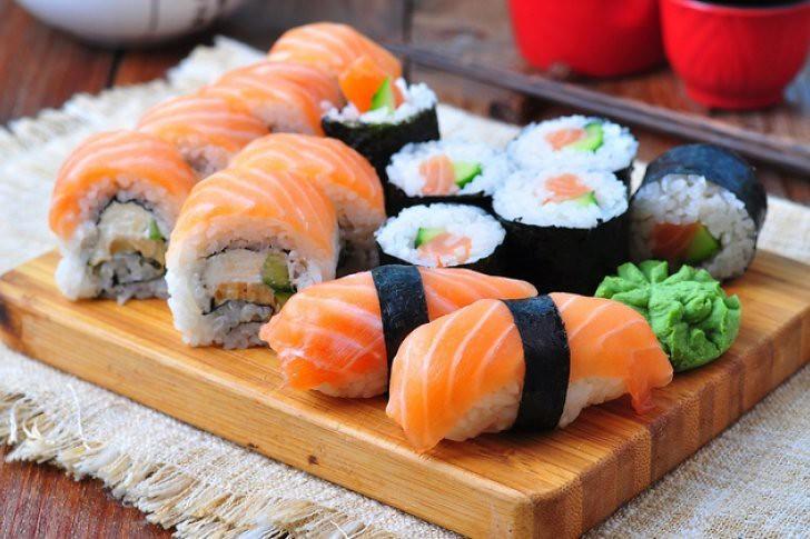 """¿Sabes distinguir las distintas piezas de """"Sushi""""?"""