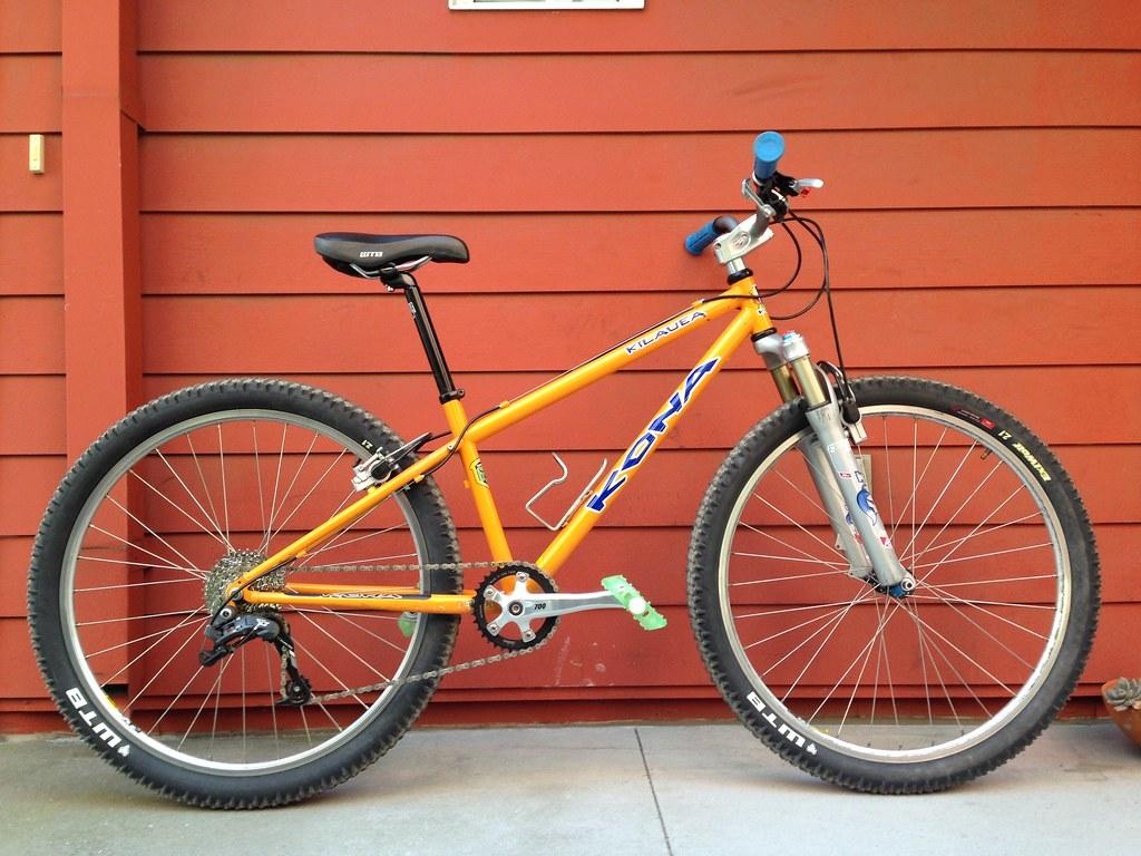 Kona Kilauea For Sale Selling A Dope Small Mountain Bike Flickr