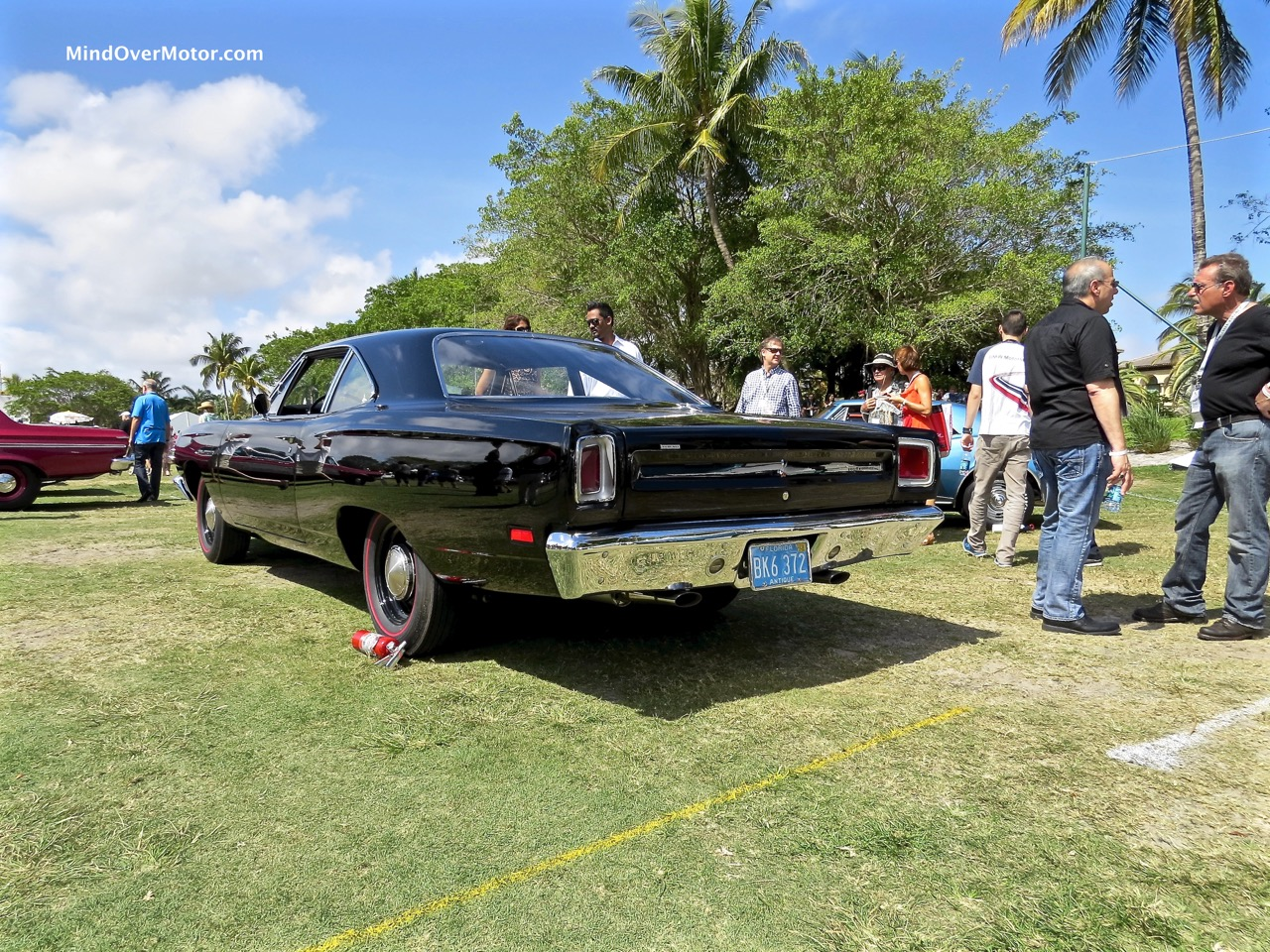 1969 Plymouth Road Runner Rear 1