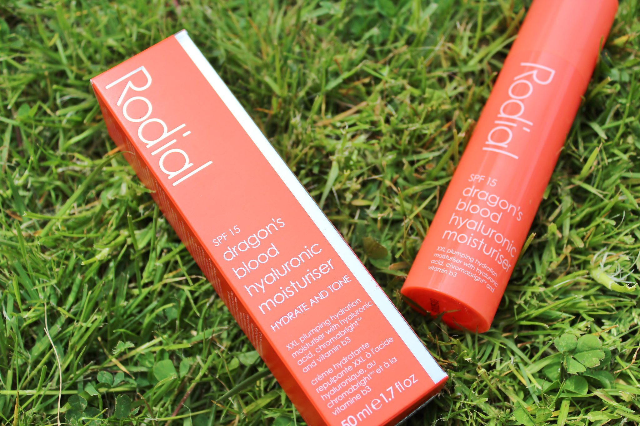 RODIAL DRAGONS BLOOD HYALURONIC MOISTURISER