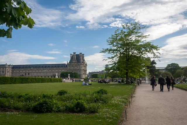 Jardin des Tulieries, Paris