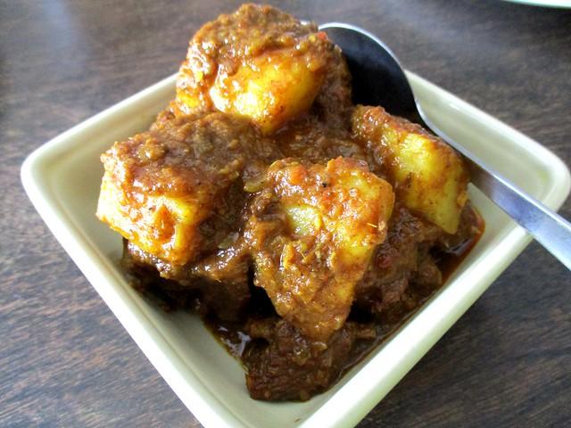 Payung Cafe Bangladeshi lamb curry