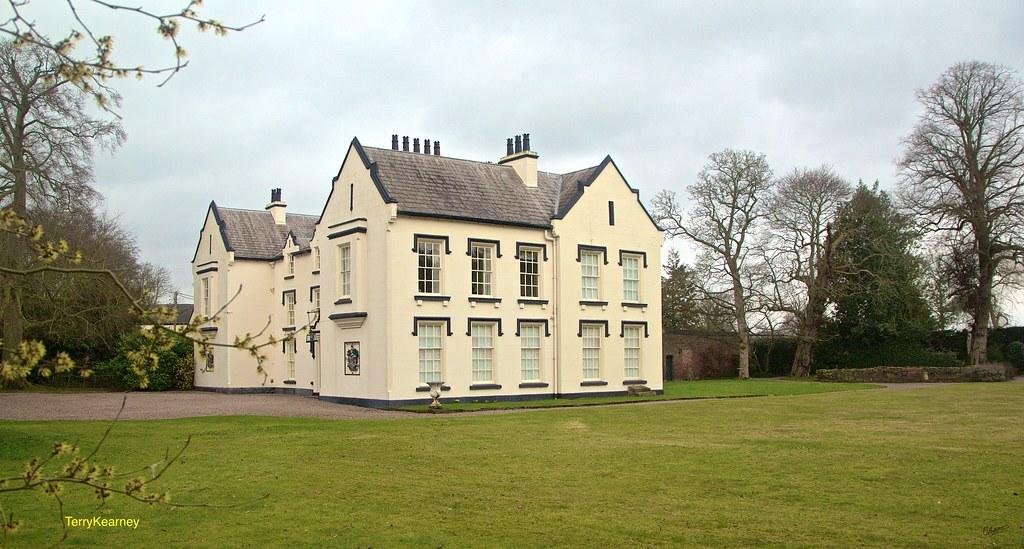 Chorlton Hall Chorlton By Backford Cheshire Still A