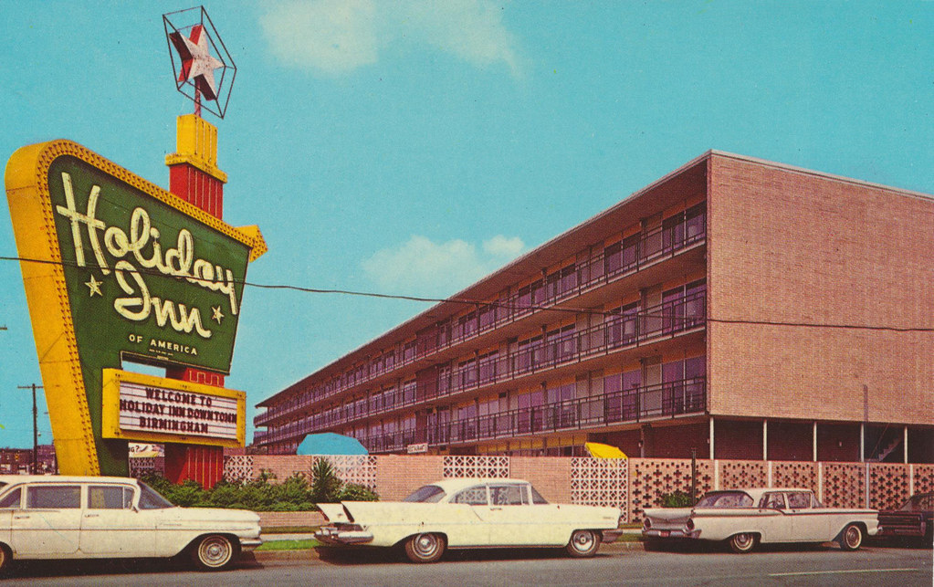 Holiday Inn Downtown - Birmingham, Alabama