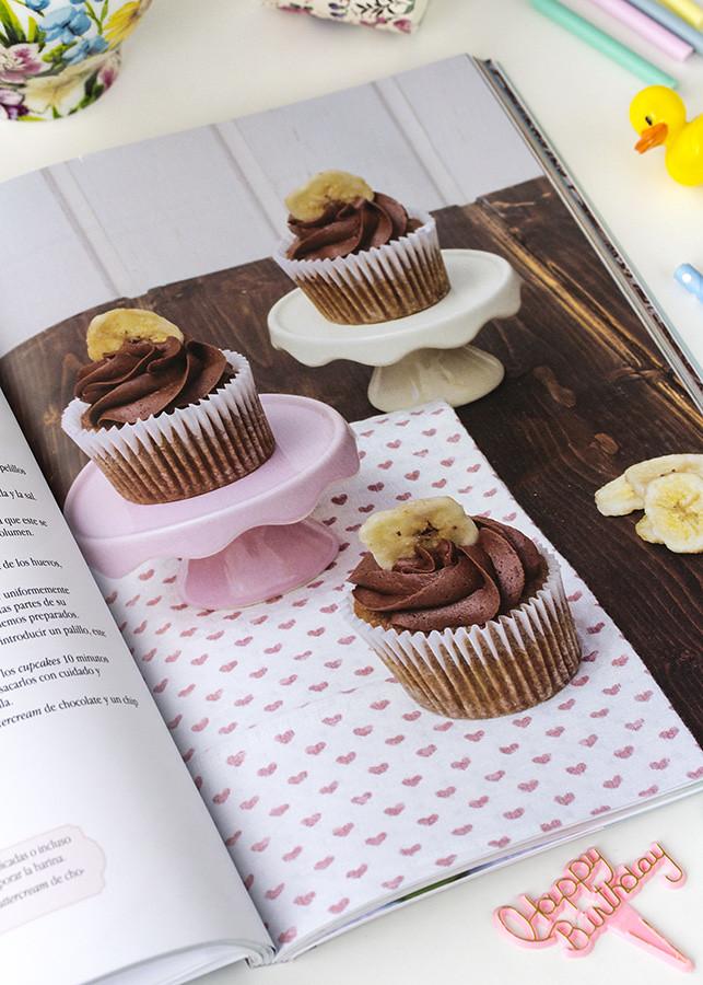 libro delicias para compartir
