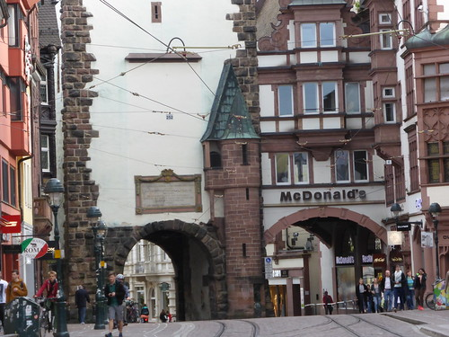 martinstor martin gate freiburg im breisgau baden wurt flickr. Black Bedroom Furniture Sets. Home Design Ideas