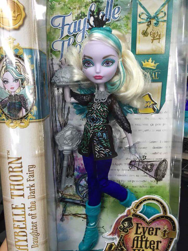 Eah Faybelle Thorn Doll In Box Thecollectorf Flickr