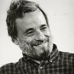 Stephen Sondheim, composer/lyricist. MERRILY WE ROLL ALONG.