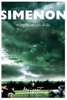 Netherlands: Maigret et la jeune morte, paper publication (Maigret en het dode meisje)