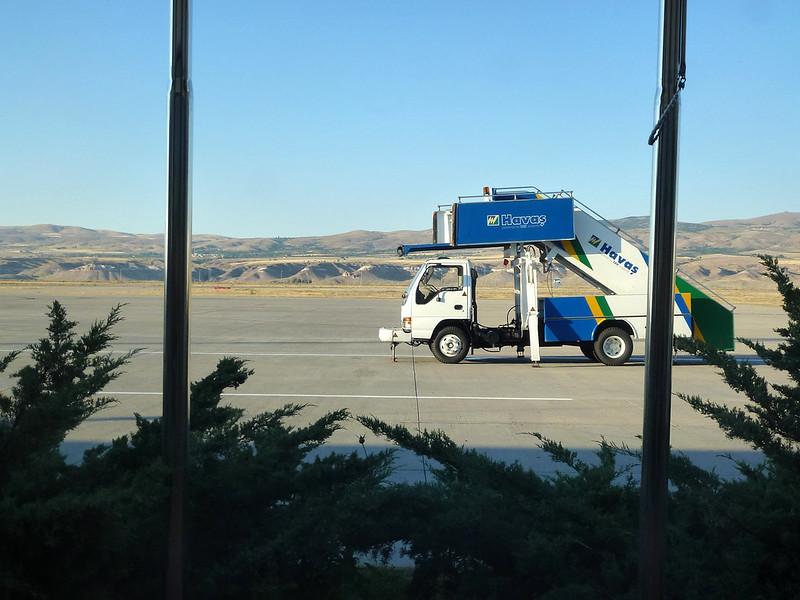 Turquie - jour 22 - Dernier jour en Cappadoce - 093 - Nevşehir Kapadokya Havalimanı