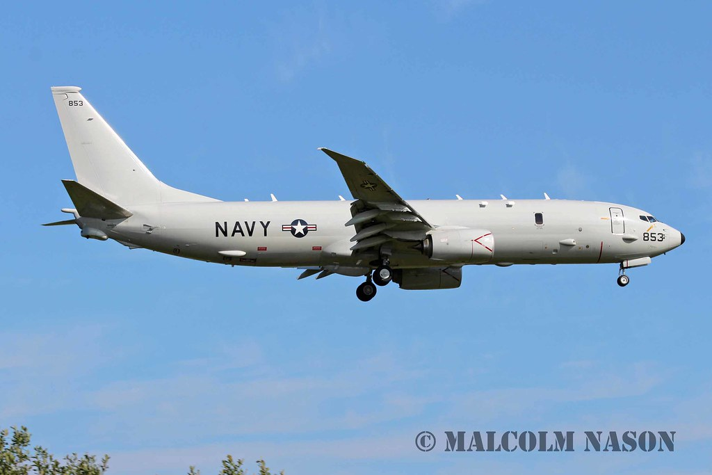 Us Inks Deal With Uk Norway To Form Partnership P 8a Aircraft