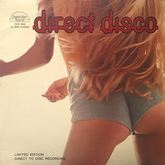 GINO DENTIE AND THE FAMILY:DIRECT DISCO(JACKET A)