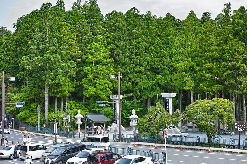 高野山奥之院 #1