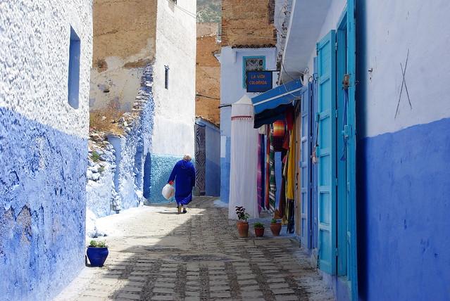 Transition énergétique de Chefchaouen au Maroc