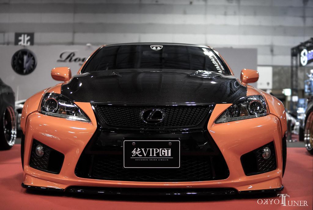 Aimgain VIP Lexus ISF | Nagoya Auto Trend 2015 | Flickr