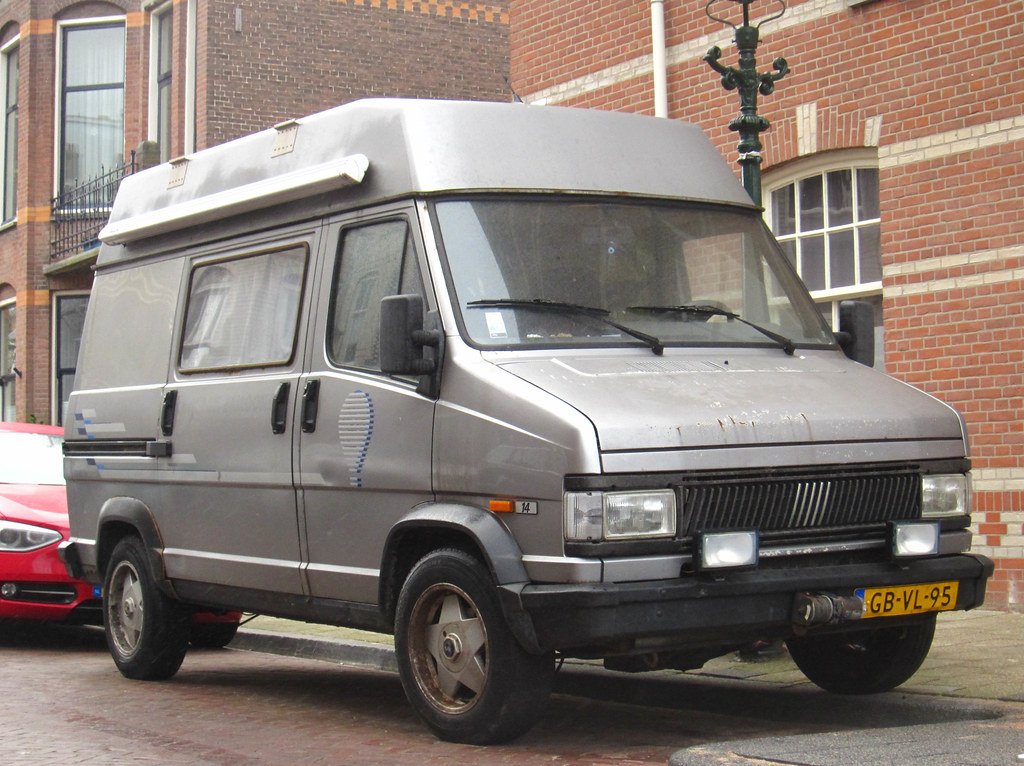 1992 fiat ducato 14 4x4 place duinoord den haag flickr. Black Bedroom Furniture Sets. Home Design Ideas