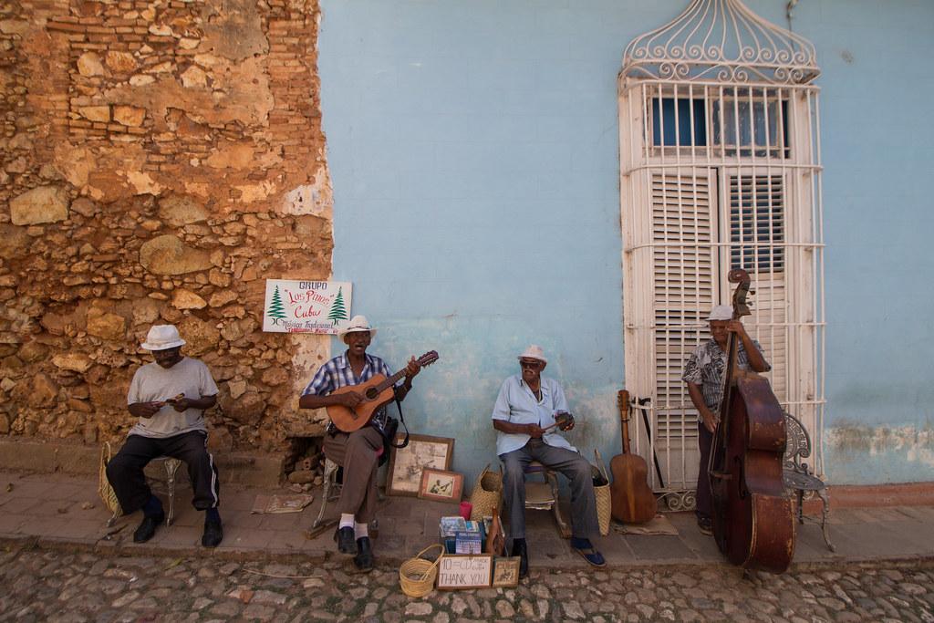 yhtye, Trinidad, Kuuba