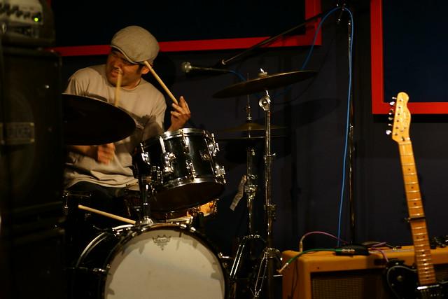 テキタクマツ live at Blue Heat, Tokyo, 08 May 2015. 092