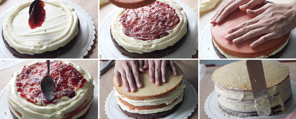 28714230552 e0b3a1f7f6 b - A Neapolitan Layer Cake made with love using KitchenAid [VIDEO]