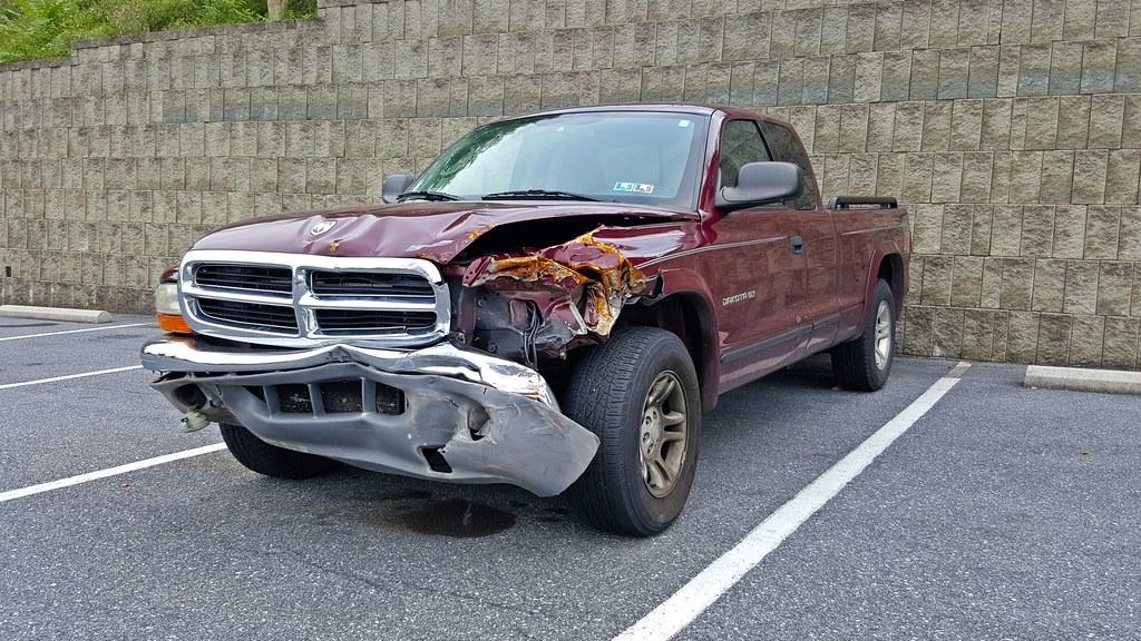 F Da B on New Dodge Dakota