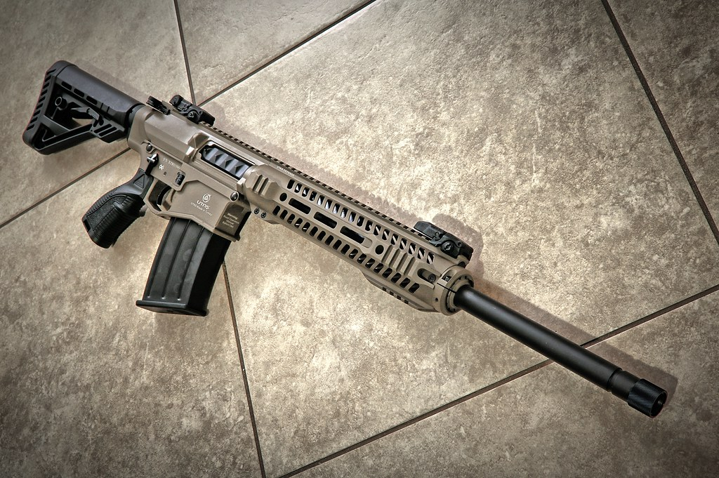 Utas Xtr 12 Just Came In Ar 10 Style Shotgun Ar15 Com