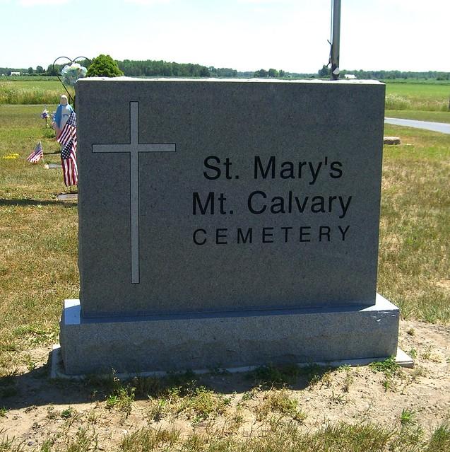 St. Mary's Mt Calvary Cemetery