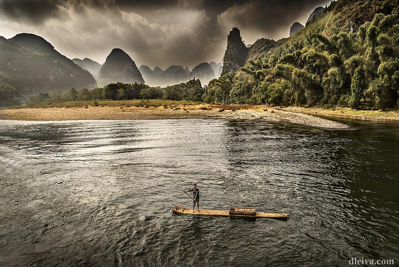 Rio Li (Yangshou, China)