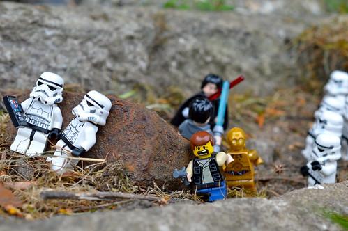 124:365 - Run, Han, Run!