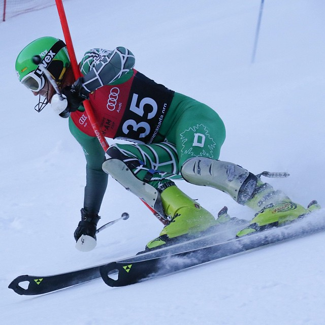 Ben Mores Dartmouth Ski Team