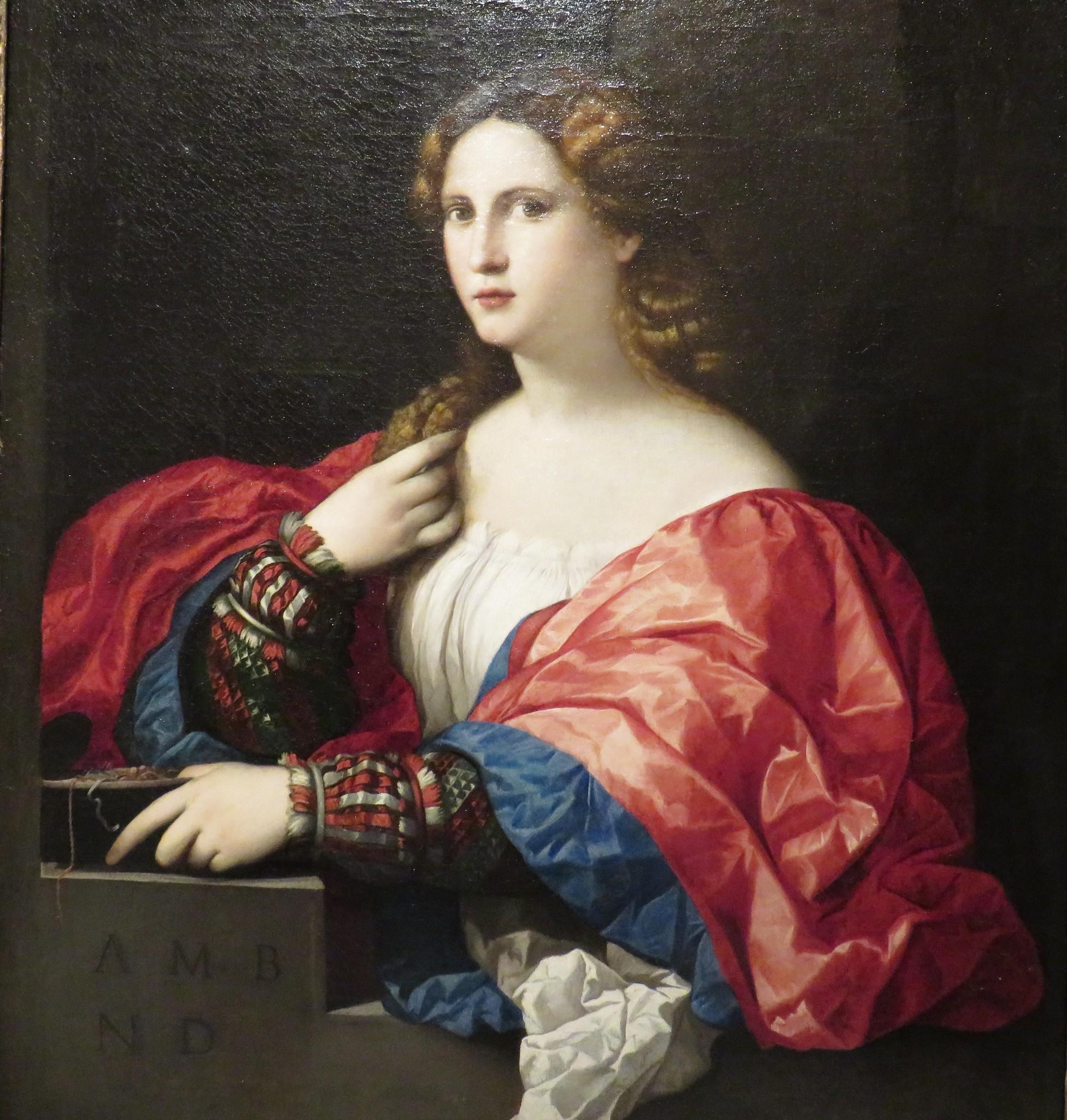 Resultado de imagen para cortesana veneciana renacentista