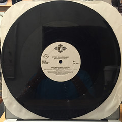 A TRIBE CALLED QUEST:ELECTRIC RELAXATION(RECORD SIDE-B)