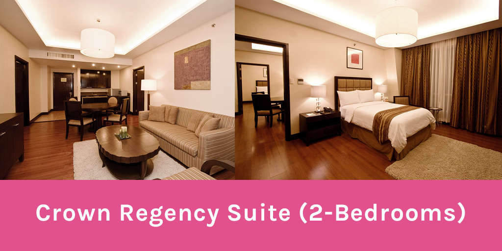 Crown Regency Suite (2-Bedrooms) - Wandering Ella