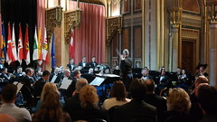 The U.S.Army Europe Band & Chorus at HGM