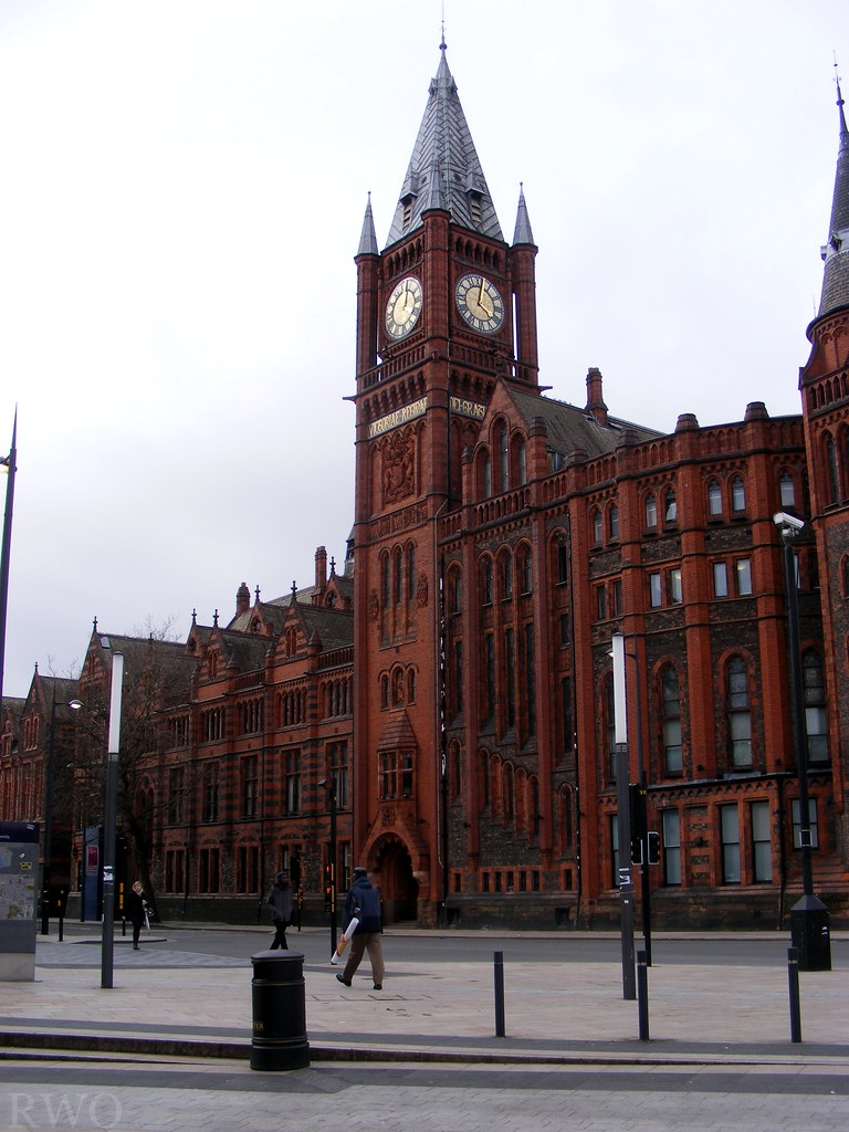 Brownlow Hill Building Liverpool University