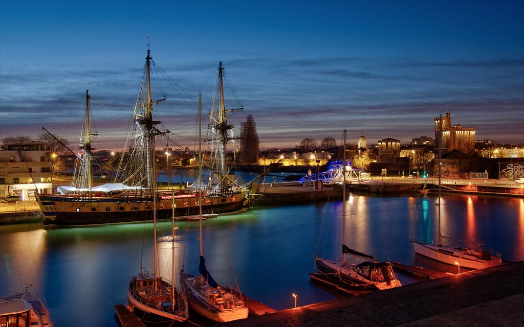 l hermione bassin des grands yachts la rochelle par raph flickr