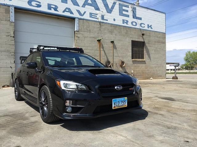 Thoughts Review Comparison Review Yakima Roof Rack For 2015 Sti