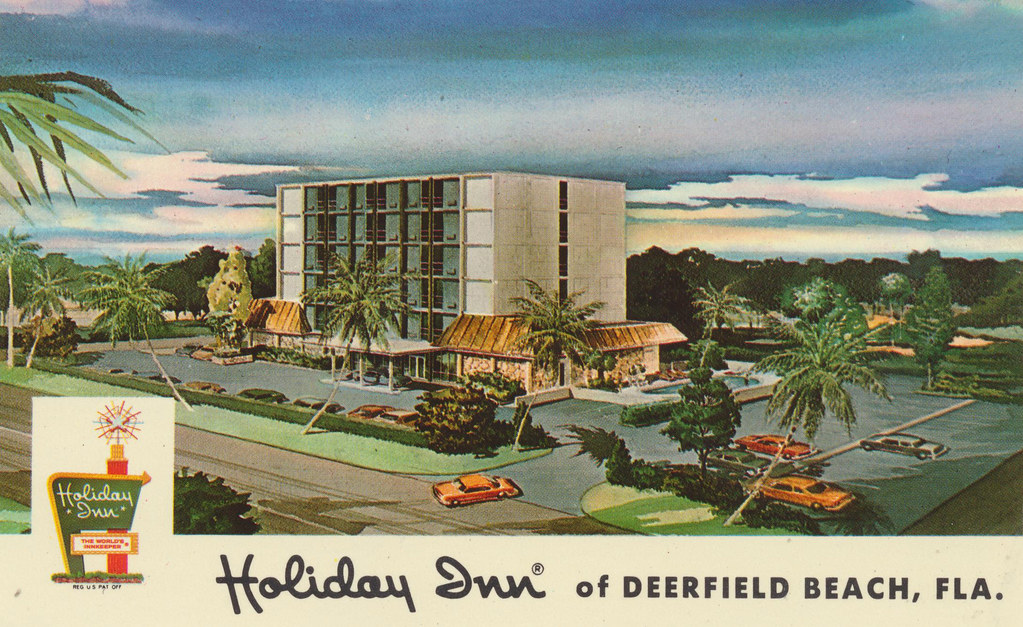 Holiday Inn - Deerfield Beach, Florida