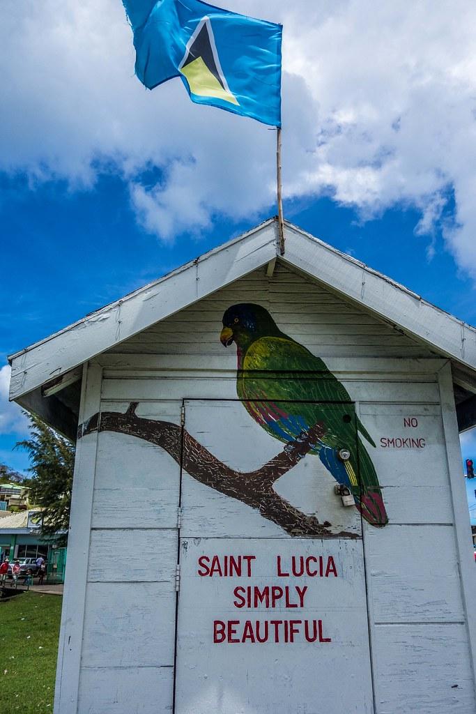 saint lucia simply beautiful