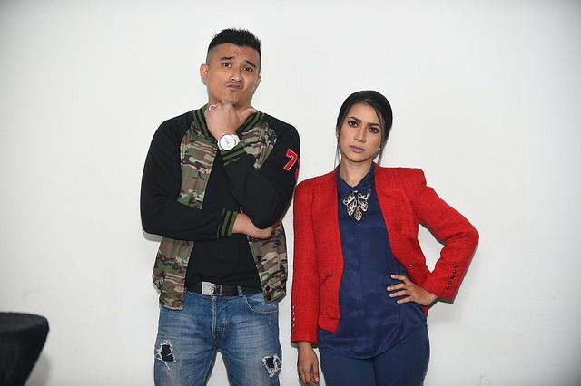 Aaron Aziz & Zara Zya Peneraju Utama Drama 'Dan Calonnya Adalah 2'