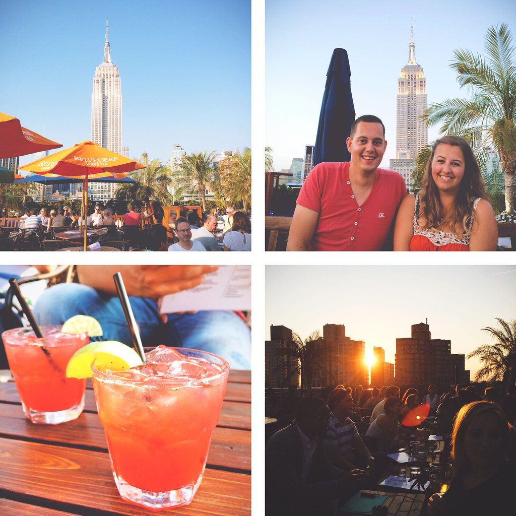 Rooftop Bar 230 on Fifth in New York City | via It's Travel O'Clock