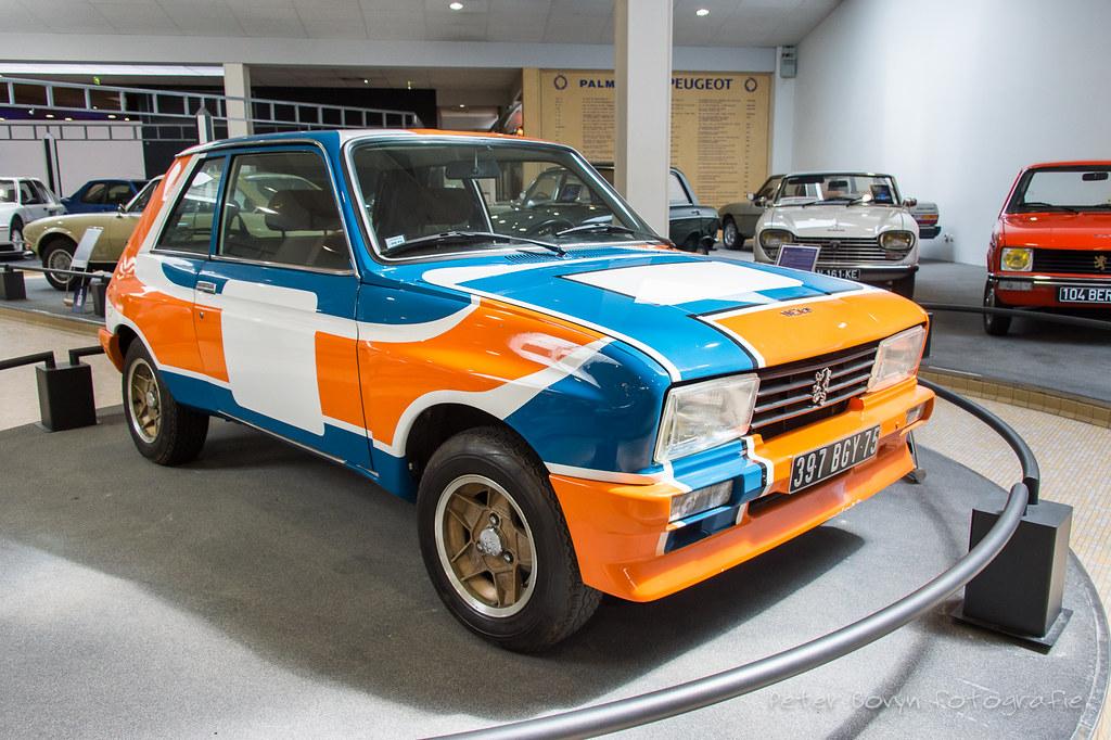 Peugeot 104 Coupé ZS Rallye - 1976