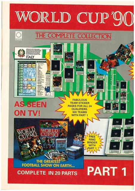 MAGAZINE ARCHIVE : MATCH – 23 12 1989 | Analogue Boy In A Digital World