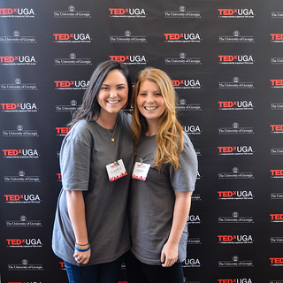 Carrie Clemens & Jamie Gottlieb: TEDxUGA 2015 Promotion Directors | by New Media Institute