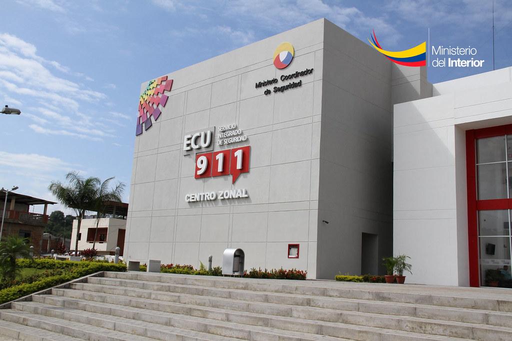 Instalaciones del ecu 911 en portoviejo ministerio for Ministerio del interior ecuador