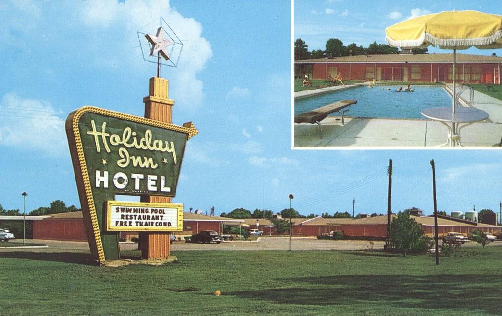 Holiday Inn Hotel - Opelika, Alabama