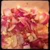 #homemade #SugoDIPomodoroConFunghi - #CucinaDelloZio - #garlic & #onions