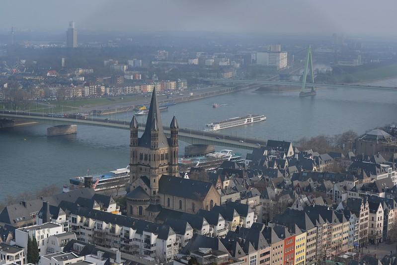 ドイツ路地裏散歩の旅 ケルン Köln ANAxトラベラーズ 2015年3月23日