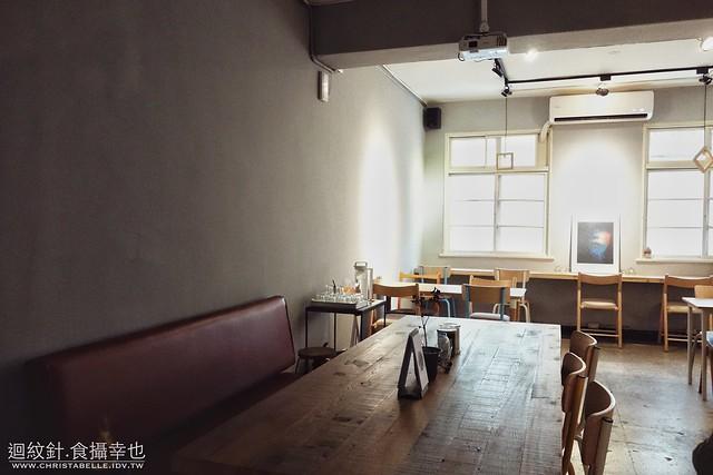 台北。Nuki Coffee