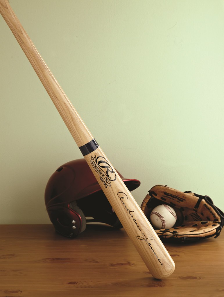 how to hold bat for basball